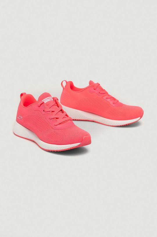 Skechers - Topánky ružová