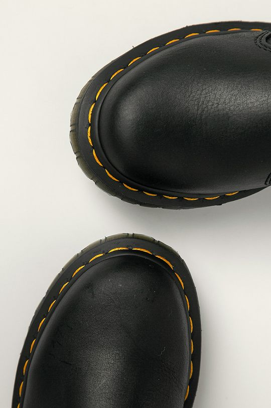 Dr. Martens - Kožené kotníkové boty 2976 Leonore Dámský