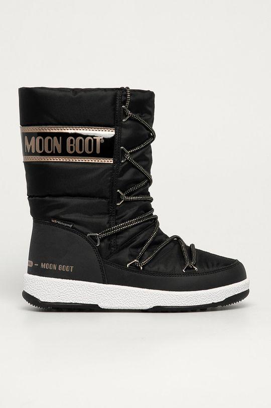negru Moon Boot - Cizme de iarna JR G.Quilted De femei