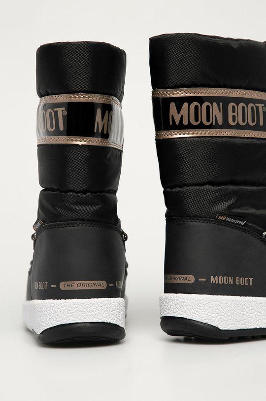 Moon Boot - Cizme de iarna JR G.Quilted  Interiorul: Material textil Talpa: Material sintetic Materialul de baza: Material sintetic, Material textil