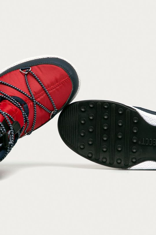červená Moon Boot - Sněhule