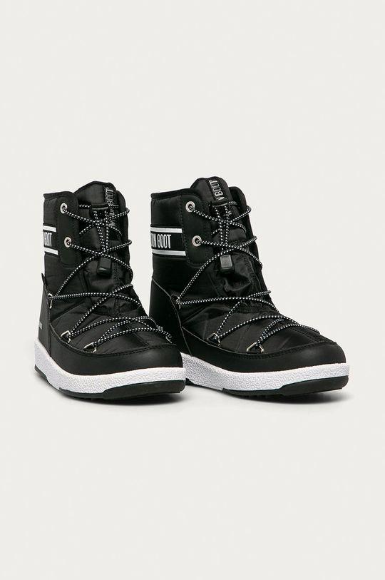 Moon Boot - Cizme de iarna negru