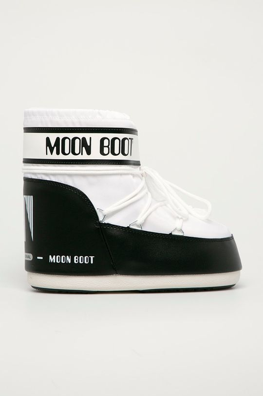bílá Moon Boot - Sněhule Classic Low Dámský