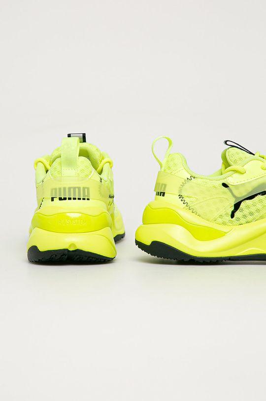 žltá Puma - Topánky Rise Neon
