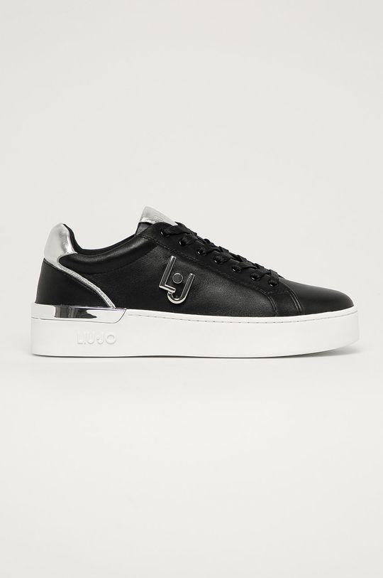 чёрный Liu Jo - Кожаные ботинки Женский