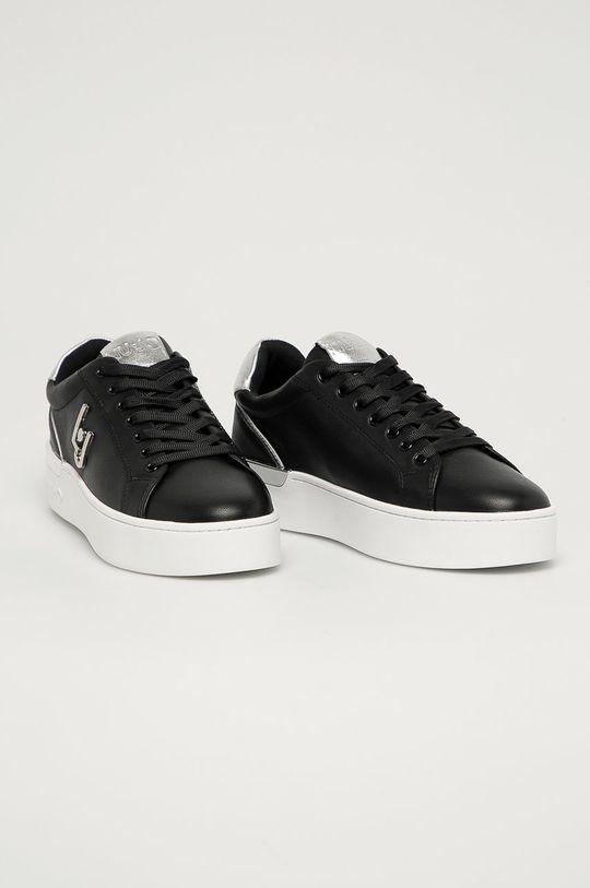 Liu Jo - Кожаные ботинки чёрный