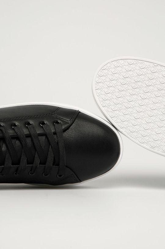 чёрный Liu Jo - Кожаные ботинки