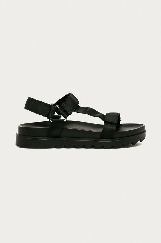 negru Glamorous - Sandale De femei