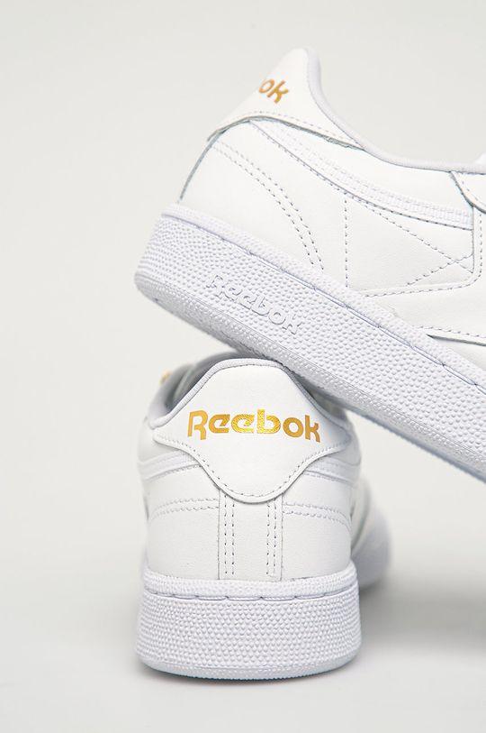 Reebok Classic - Kožené boty Club C 85  Svršek: Přírodní kůže Vnitřek: Textilní materiál Podrážka: Umělá hmota
