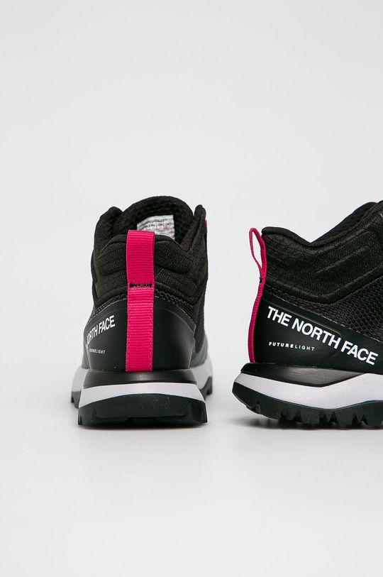 The North Face - Topánky Activist Mid Futurelight  Zvršok: Syntetická látka, Textil Vnútro: Textil Podrážka: Syntetická látka