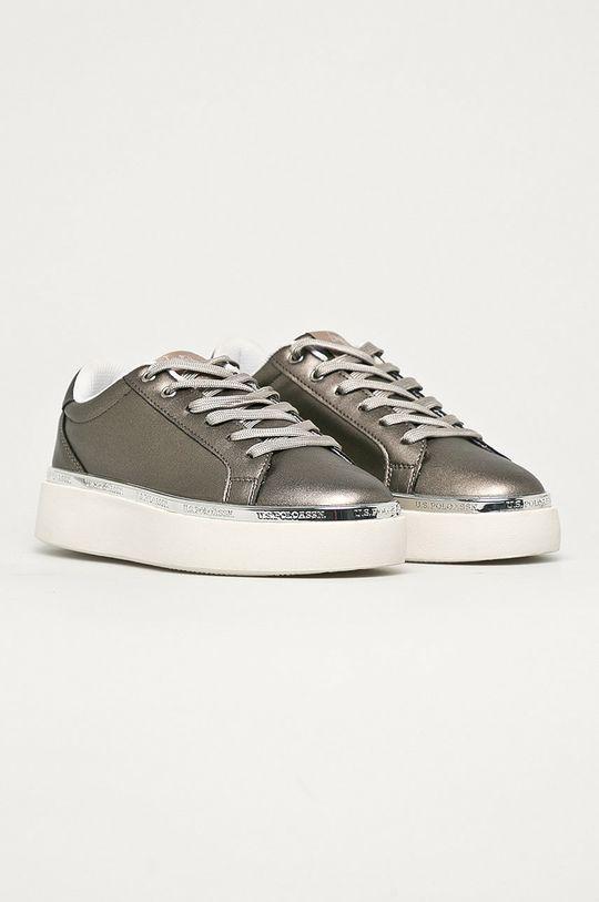 U.S. Polo Assn. - Topánky sivá