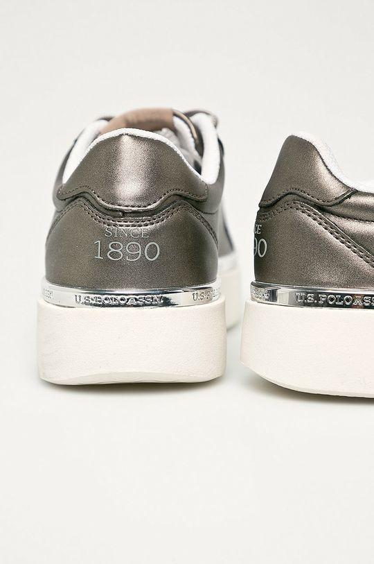 U.S. Polo Assn. - Topánky  Zvršok: Syntetická látka Vnútro: Textil Podrážka: Syntetická látka