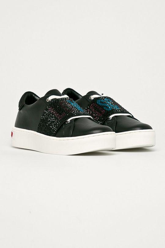 Love Moschino - Cipő fekete