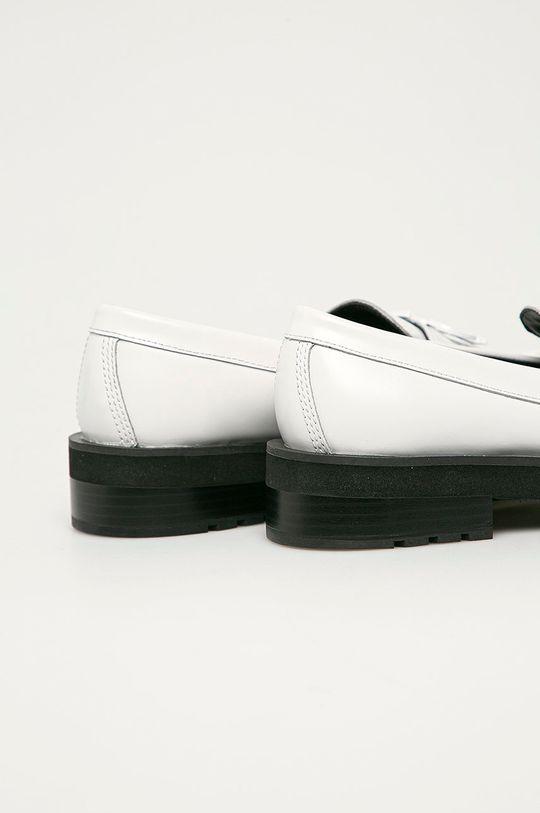 Calvin Klein Jeans - Mocasini de piele  Gamba: Piele naturala Interiorul: Material sintetic Talpa: Material sintetic