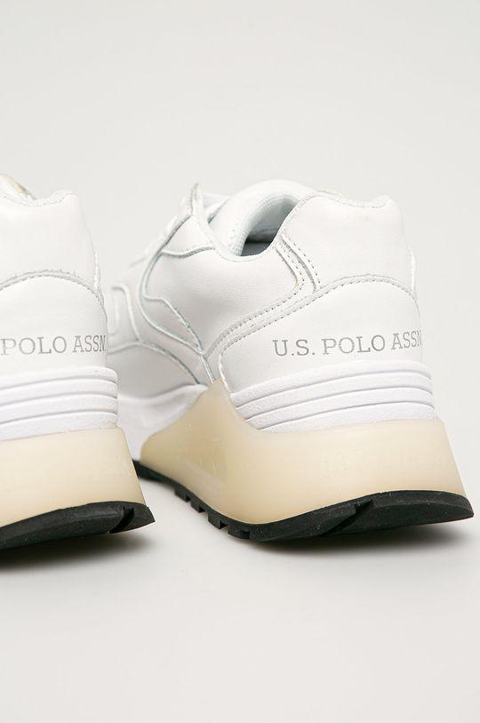 U.S. Polo Assn. - Kožené boty  Svršek: Přírodní kůže Vnitřek: Textilní materiál Podrážka: Umělá hmota