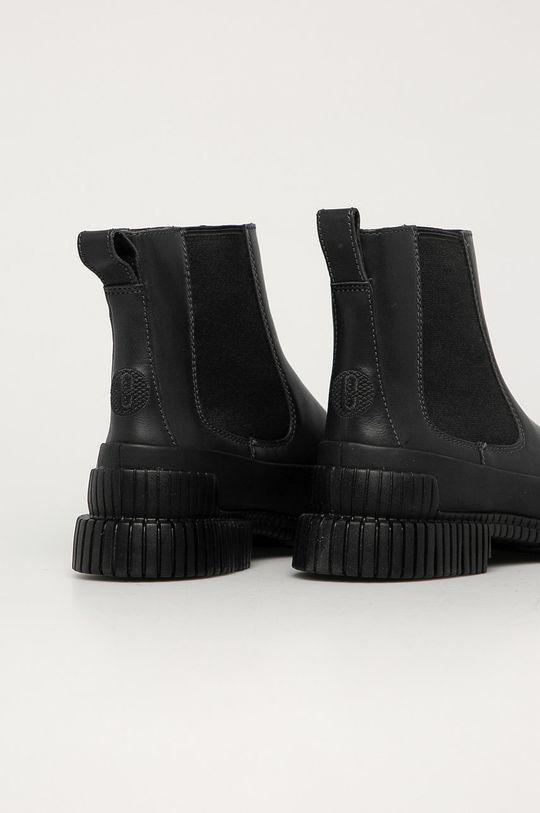 Camper - Kožené kotníkové boty Pix  Svršek: Přírodní kůže Vnitřek: Textilní materiál Podrážka: Umělá hmota