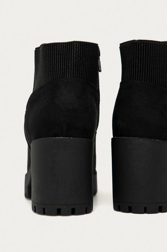 Tally Weijl - Nízké kozačky  Svršek: Textilní materiál Vnitřek: Umělá hmota, Textilní materiál Podrážka: Umělá hmota