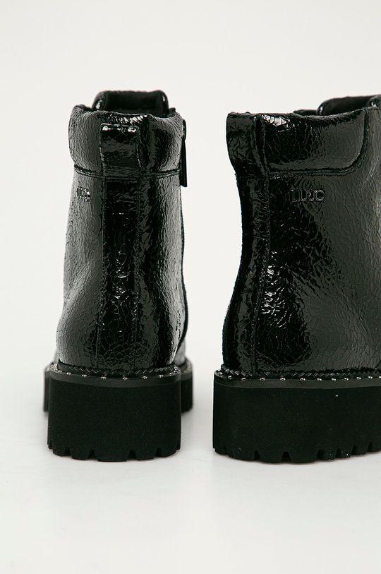 Liu Jo - Kožené kotníkové boty  Svršek: Přírodní kůže Vnitřek: Textilní materiál, Přírodní kůže Podrážka: Umělá hmota