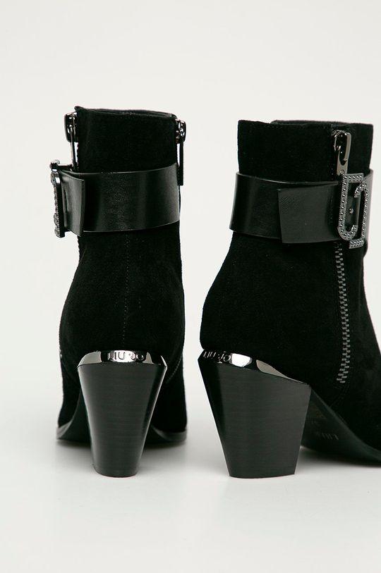 Liu Jo - Semišové boty  Svršek: Přírodní kůže, Semišová kůže Vnitřek: Textilní materiál, Přírodní kůže Podrážka: Umělá hmota