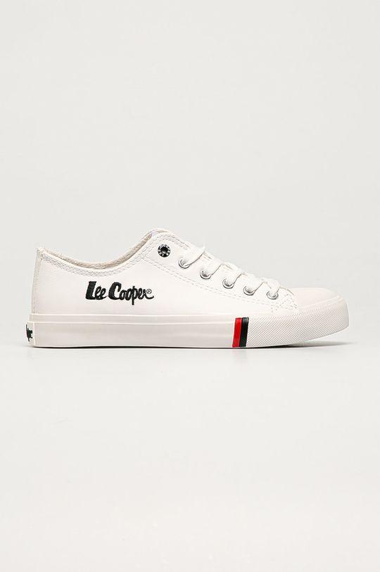 bílá Lee Cooper - Tenisky Dámský