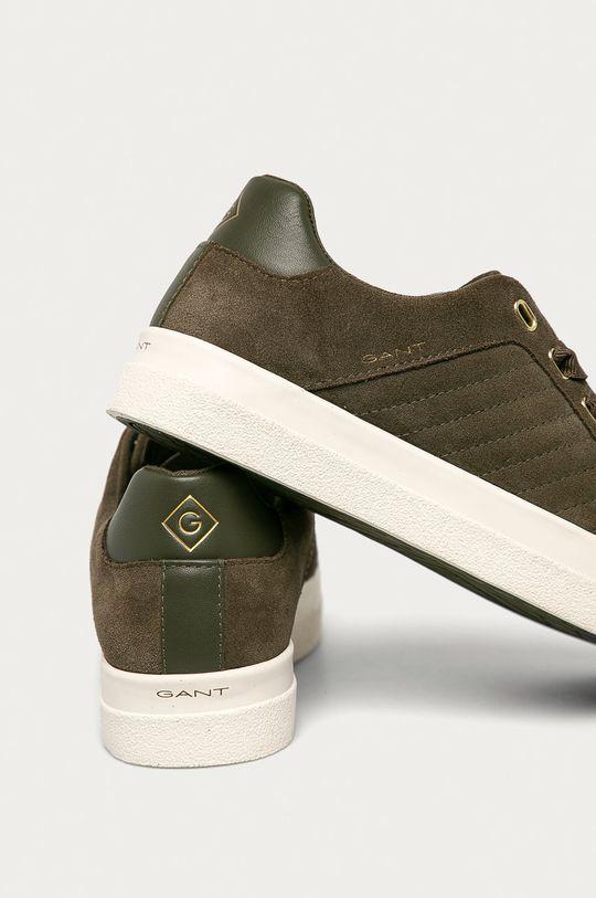 Gant - Semišové boty Avona  Svršek: Přírodní kůže, Semišová kůže Vnitřek: Textilní materiál, Přírodní kůže Podrážka: Umělá hmota