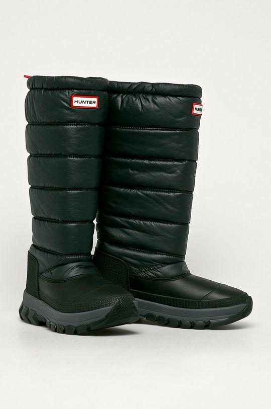 Hunter - Cizme de iarna negru