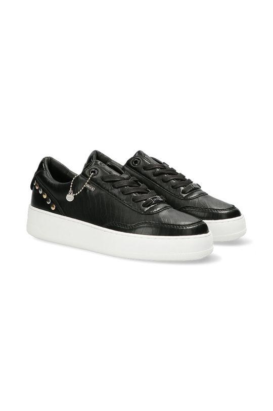 Mexx - Boty Sneakers Fieke černá