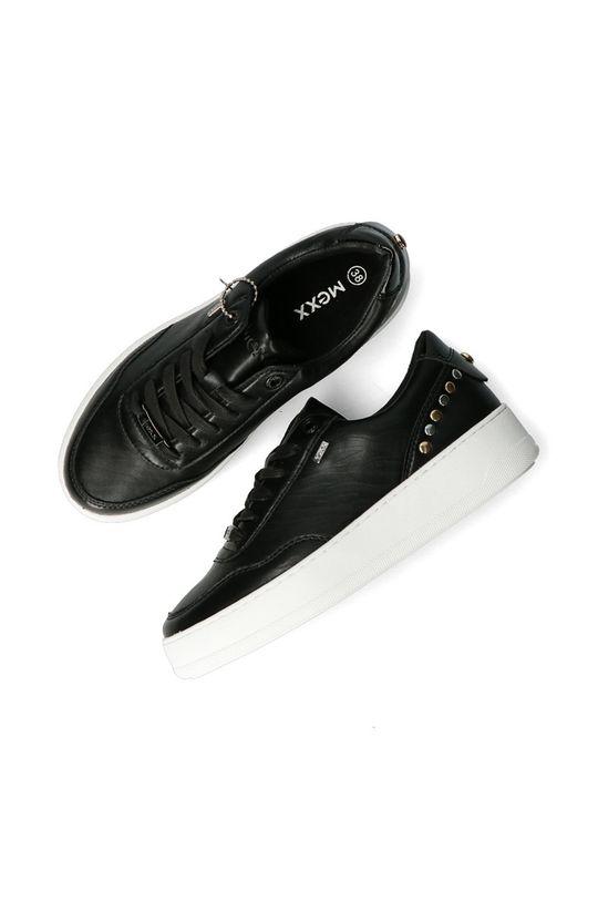 černá Mexx - Boty Sneakers Fieke