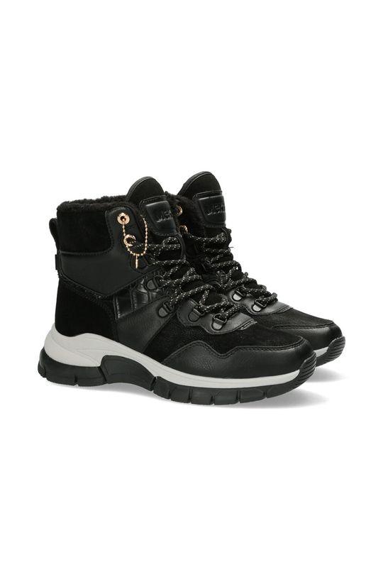 Mexx - Trapery Ankle Boots Faylin černá