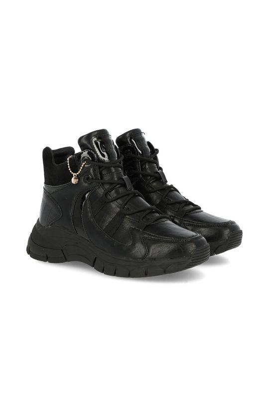 Mexx - Boty Ankle Boots Fem černá