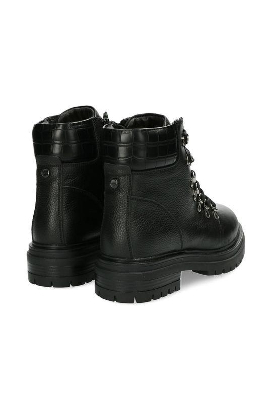 Mexx - Botki skórzane Ankle Boots Fresh Cholewka: Materiał syntetyczny, Skóra naturalna, Wnętrze: Skóra naturalna, Podeszwa: Materiał syntetyczny