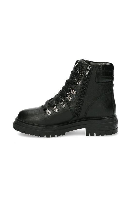 Mexx - Botki skórzane Ankle Boots Fresh Damski
