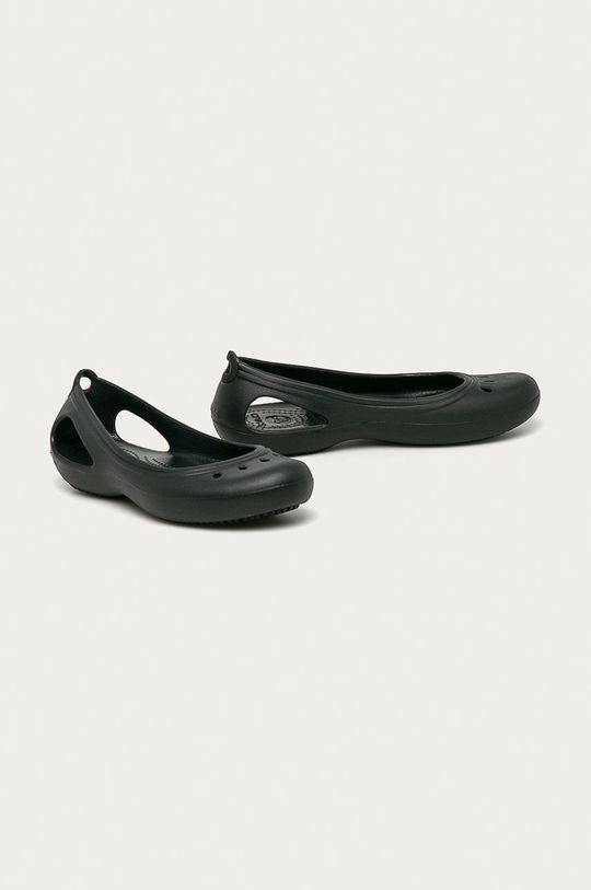 Crocs - Baleríny černá