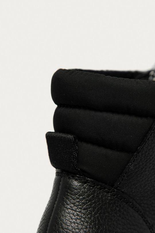 Calvin Klein Jeans - Kožené kotníkové boty Dámský