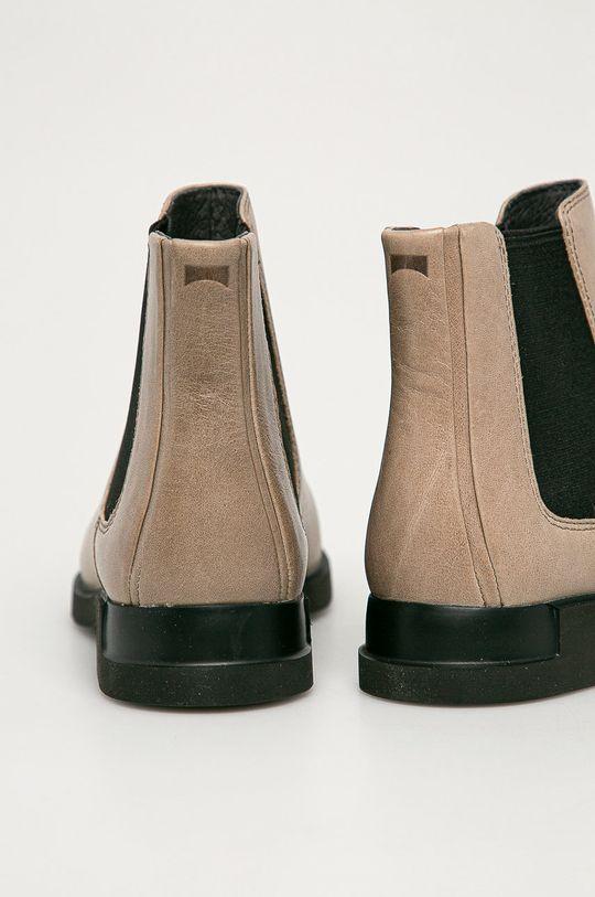 Camper - Kožené topánky Chelsea Iman  Zvršok: Prírodná koža Vnútro: Textil, Prírodná koža Podrážka: Syntetická látka