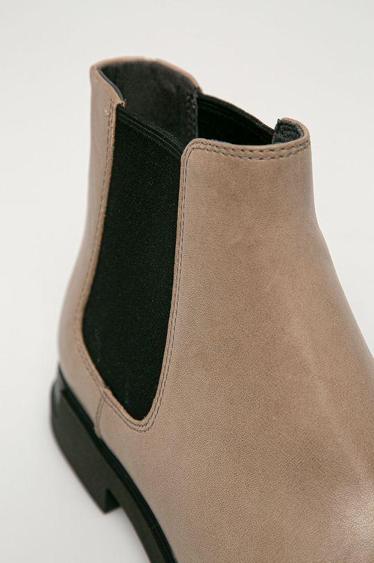 Camper - Kožené topánky Chelsea Iman Dámsky