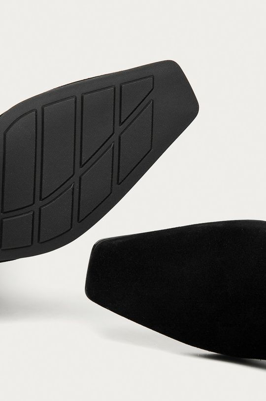 negru Vagabond - Cizme din piele intoarsa Gabi