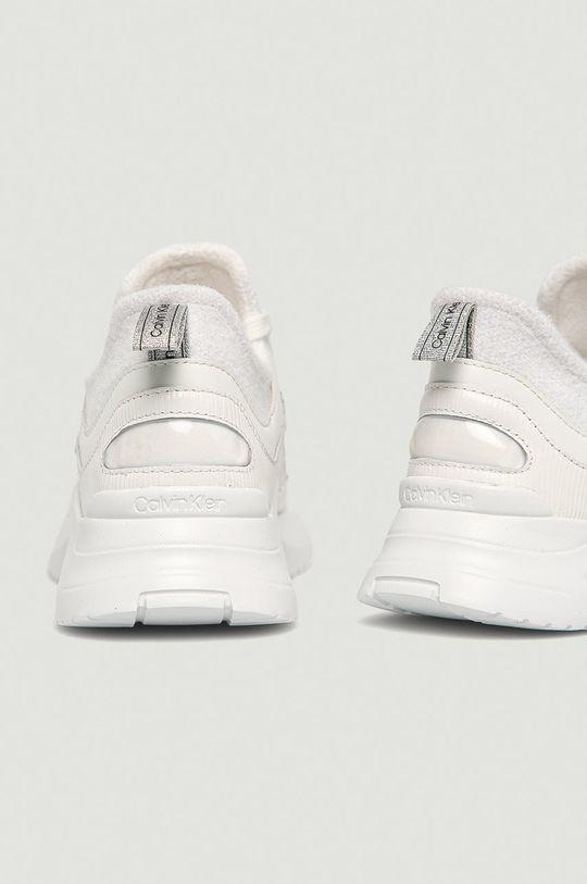 Calvin Klein - Buty Cholewka: Materiał syntetyczny, Materiał tekstylny, Skóra naturalna, Wnętrze: Materiał tekstylny, Podeszwa: Materiał syntetyczny