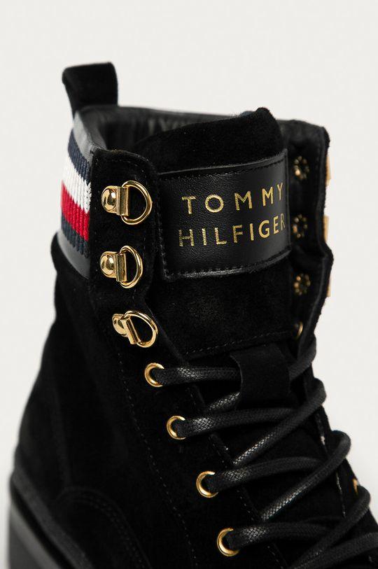 Tommy Hilfiger - Pantofi de piele intoarsa De femei