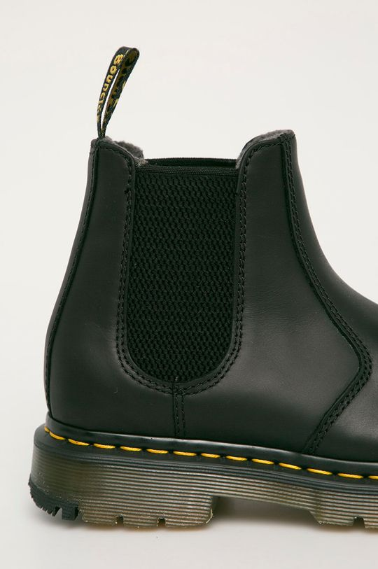 Dr. Martens - Kožené kotníkové boty 2976  Svršek: Přírodní kůže Vnitřek: Umělá hmota, Textilní materiál Podrážka: Umělá hmota