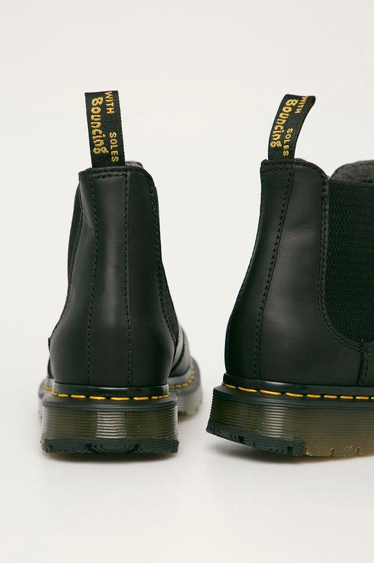 Dr. Martens - Kožené kotníkové boty 2976 Dámský