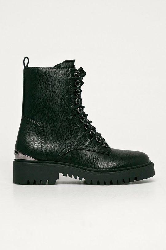 čierna Guess Jeans - Workery Dámsky
