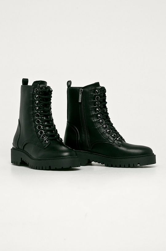 Guess Jeans - Workery čierna