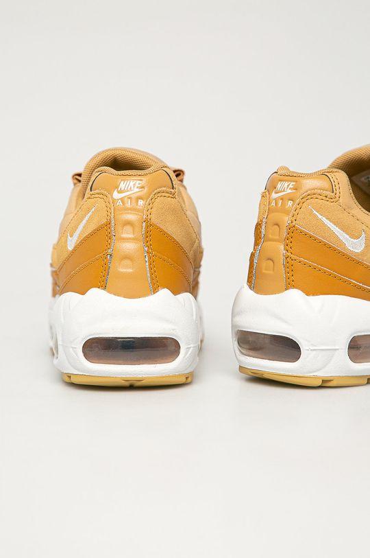 Nike Sportswear - Buty Air Max 95 Cholewka: Materiał tekstylny, Skóra naturalna, Wnętrze: Materiał tekstylny, Podeszwa: Materiał syntetyczny