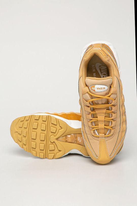 bursztynowy Nike Sportswear - Buty Air Max 95