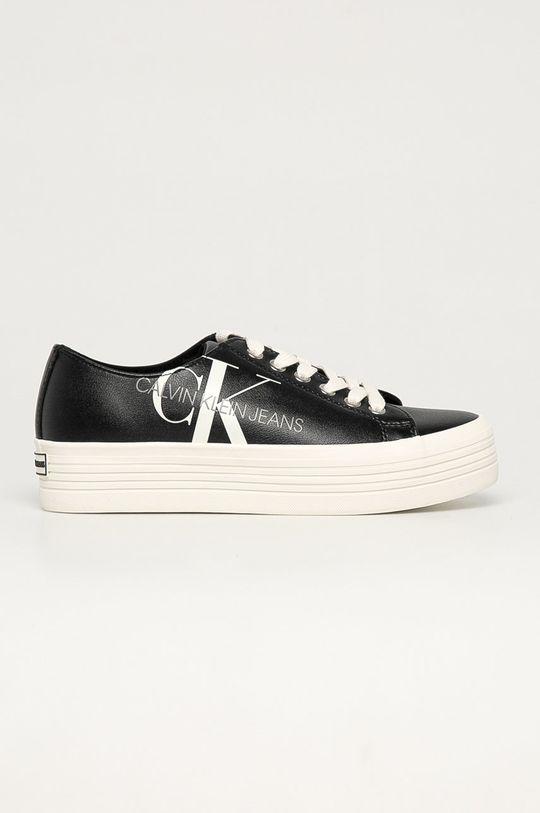 czarny Calvin Klein Jeans - Buty Damski