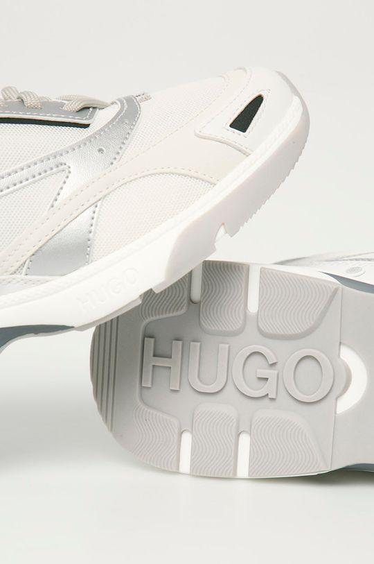 alb Hugo - Pantofi