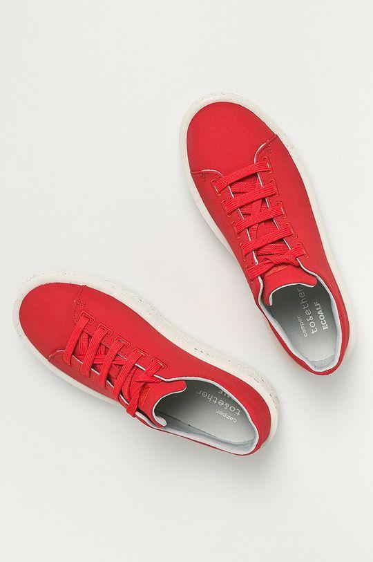 czerwony Camper - Buty Together Ecoalf