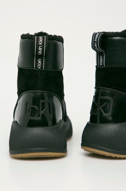 Calvin Klein - Topánky  Zvršok: Syntetická látka, Textil, Prírodná koža Vnútro: Textil Podrážka: Syntetická látka
