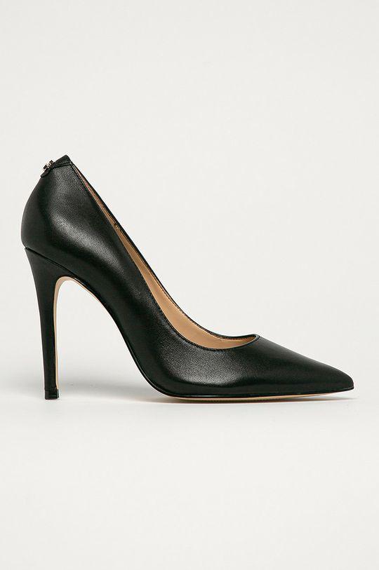 negru Guess - Stilettos de piele De femei
